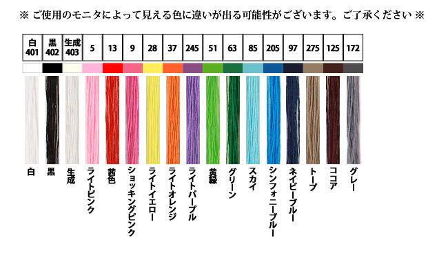 シャッペスパン厚地用ミシン糸(1024)