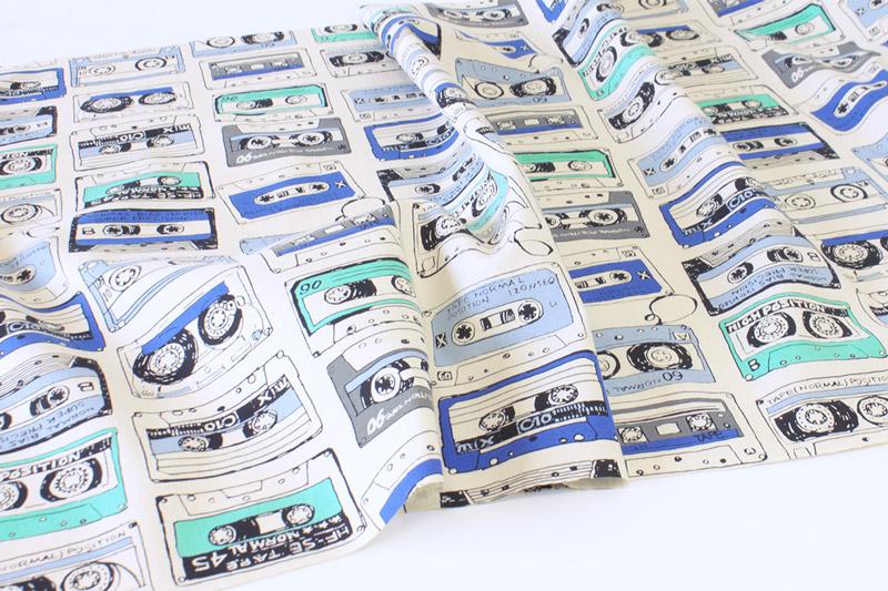 カセットテープオックス生地(2720)