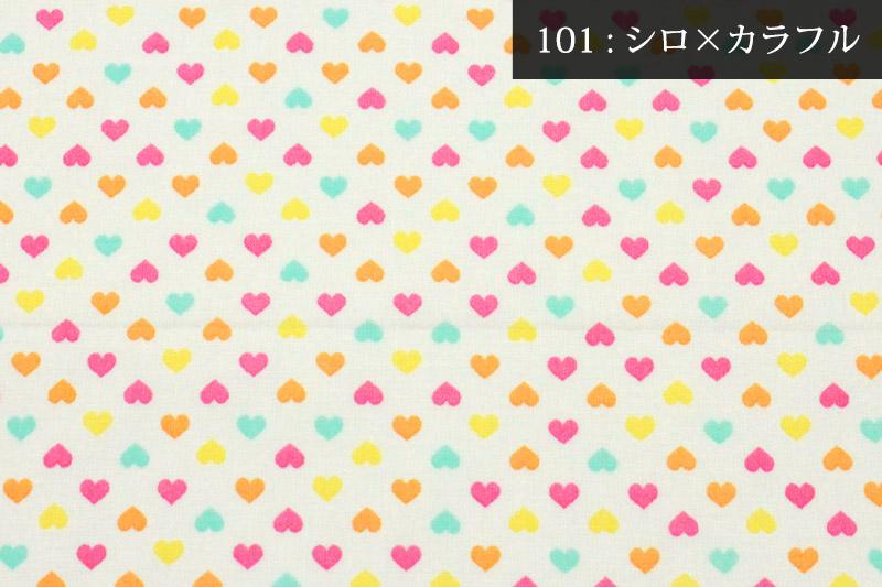 101 シロ×カラフル