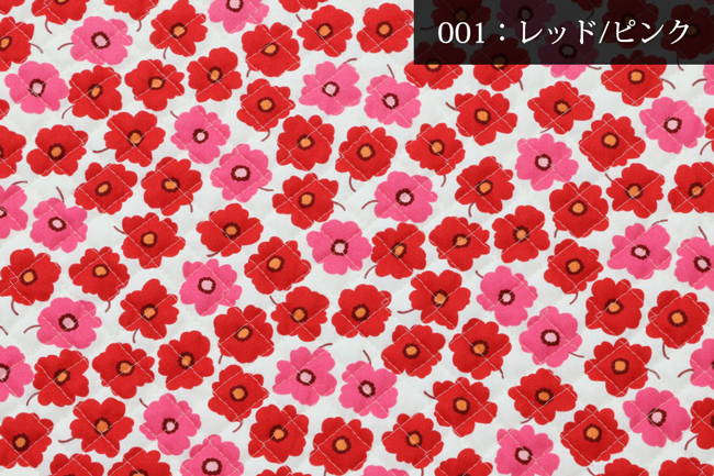 レッド/ピンク